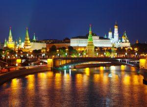 MBBS IN RUSSIA, moscow kremlin summer night